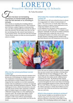 Blooming Minds Magazine – Proactive Wellbeing in Schools