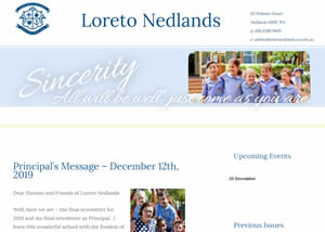 View Our Latest Newsletter – 12 December 2019